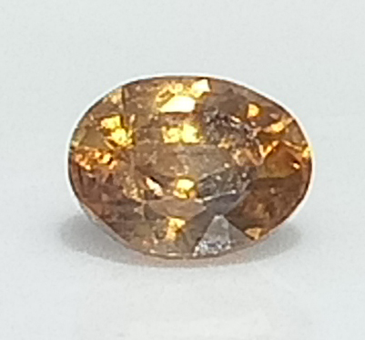 0.52 ct. Oval Natural Zircon