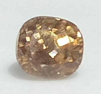 0.64 ct. Oval Natural Zircon
