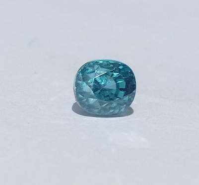 1.80 ct. Oval Natural Blue Zircon