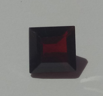 2.00 ct. Garnet Octagon